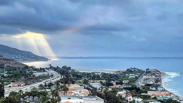 Good morning, Malibu…Have a great day everyone #Malibu